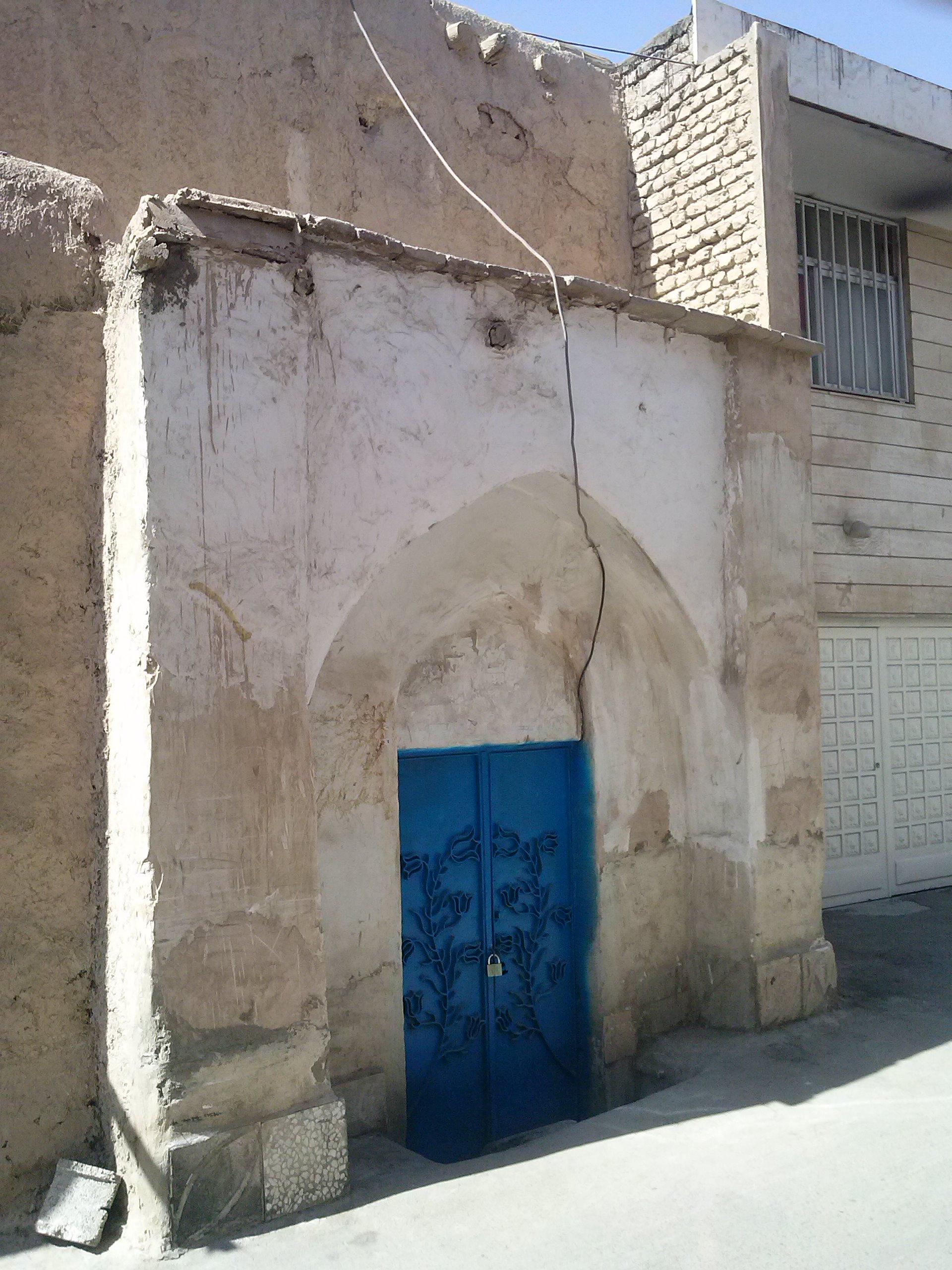 Eingang zu einem ehemaligen Hammâm