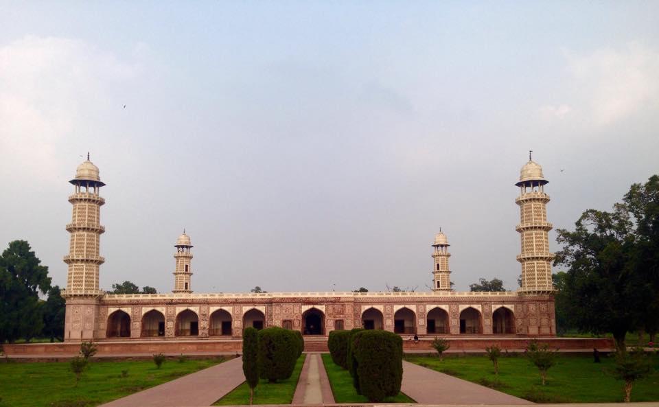 Dschahângîrs Grabmal in Lahore