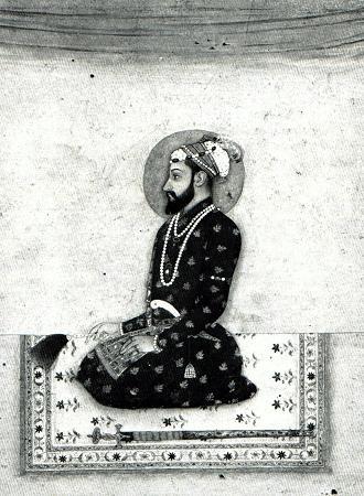 Aurangzêb um 1660 (Public Domain)