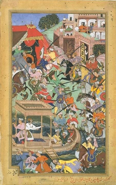 Jodha Akbar Geschichte